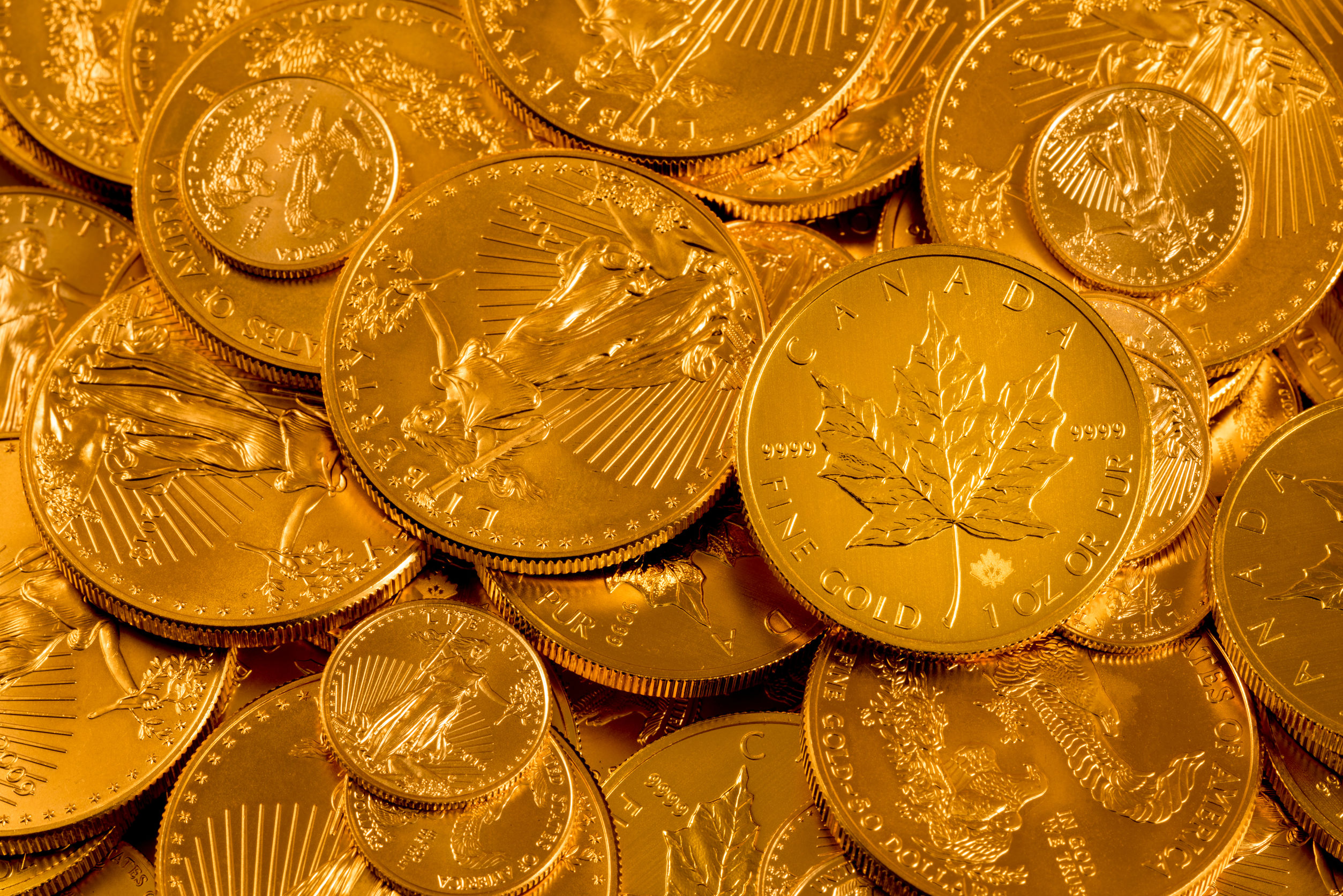 Goldmünzen kaufen