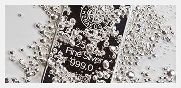 Silberbarren-999-0-mit-Silbergranulat