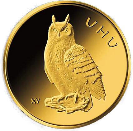 20 Euro Heimische Vögel Goldmünzen Erwerben Auragentum